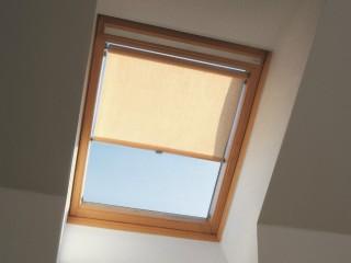 Roleta pro střešní okna ESPIRAL