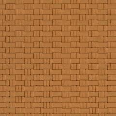 Textilie pro dřevěné rolety - Okrová 3506