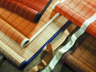 Dřevěné tkaniny Okoumé