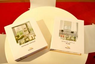 FOR ARCH 2016 - materiálové katalogy PAVON