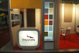FOR ARCH 2016 - expozice stínicí techniky PAVON