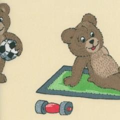 Textilie pro rolety - Dětský motiv / kolekce STANDARD