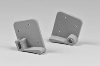 Boční plastové nosiče rolety