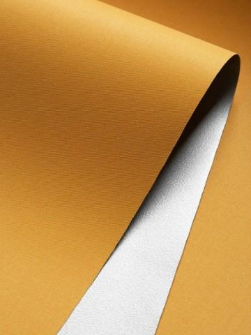 100% zatemňovací materiál pro rolety Primera, se zadní odrazivou ALU vrstvou