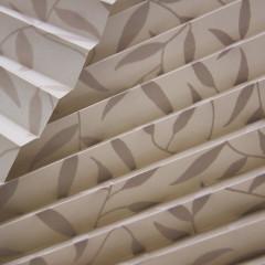 Textilie pro plisované rolety - Satin Print 1003 / kolekce PLISÉ