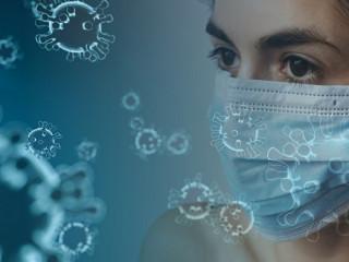 Výroba rolet během pandemie koronaviru