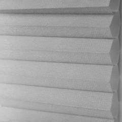 Textilie pro plisé rolety - Basic 0007 / kolekce dvojvrstvého PLISÉ Honeycomb, připomínající včelí plástve
