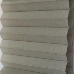 Textilie pro plisé rolety - Gala 0205 / kolekce dvojvrstvého PLISÉ Honeycomb, připomínající včelí plástve