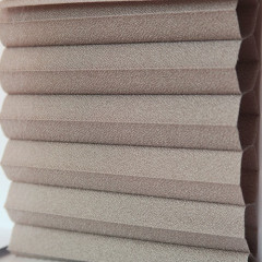 Textilie pro plisé rolety - Gala 0206 / kolekce dvojvrstvého PLISÉ Honeycomb, připomínající včelí plástve
