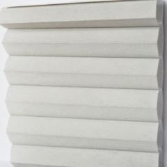 Textilie pro plisé rolety - Uni 0105 / kolekce dvojvrstvého PLISÉ Honeycomb, připomínající včelí plástve