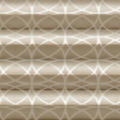 Textilie pro plisované rolety - Lux Print 2371-2 / kolekce PLISÉ