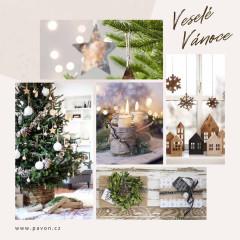 Veselé Vánoce od Pavonu
